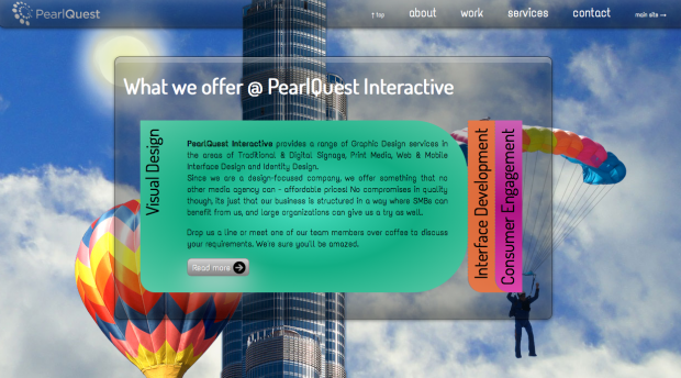 PearlQuest.ae Launched!