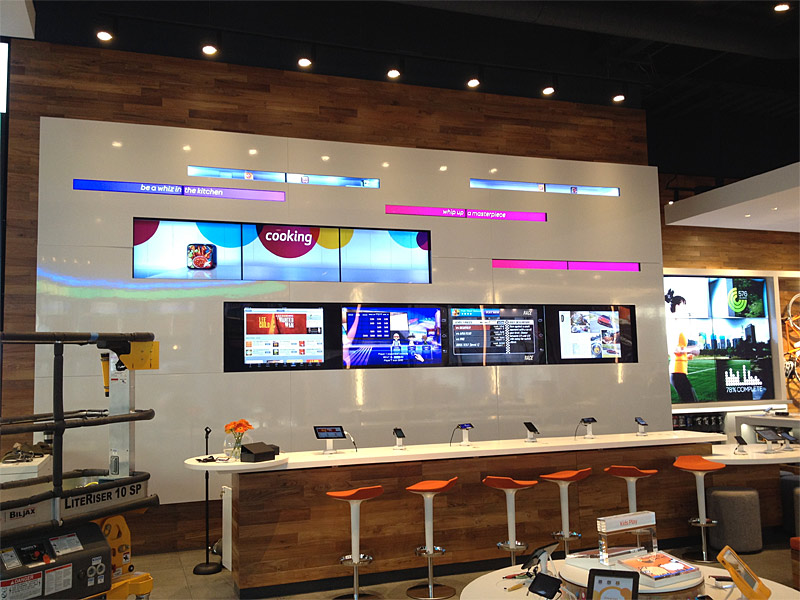 TV Ads are Passé, Go the Digital Signage Way